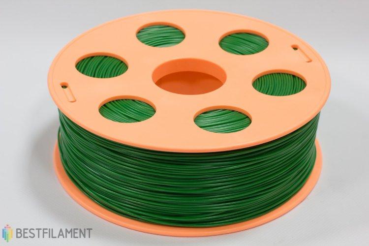 ABS-пластик BestFilament, зеленый, 1.75 мм, 1 кг